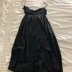 Gorgeous authentic black Fendi dress. Size 8.